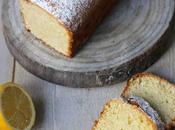 Cake bergamote sans oeufs lactose