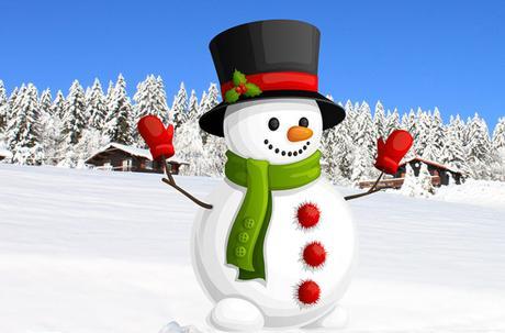 Qui es-tu, bonhomme de neige ?