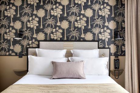 Inspiration déco : l'hôtel Doisy Paris