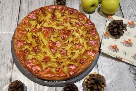 Tarte aux pommes... tout simplement