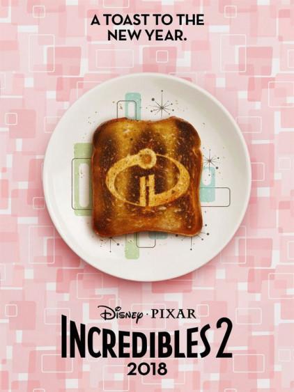 Les Indestructibles 2 au ciné le 4 juillet 2018