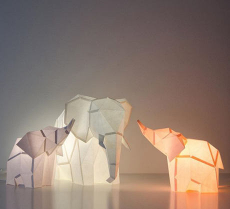 La famille Elephant