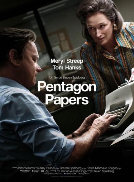 J'ai vu  Pentagon Papers de Steven Spielberg