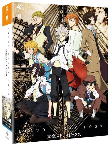 La série Bungô Stray Dogs annoncée en DVD chez All the Anime