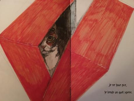 Je suis le Chat Birba/The Square