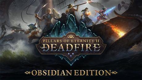 Pillars of Eternity II Deadfire obsidian edition steam gog