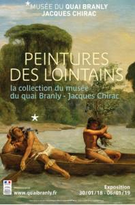 """""""Peintures des lointains"""" au quai Branly"""