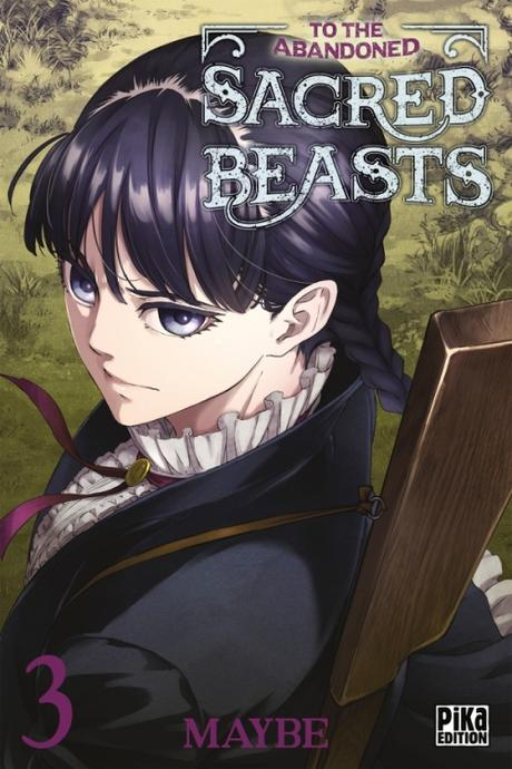 Couverture To the abandoned sacred beasts, tome 3