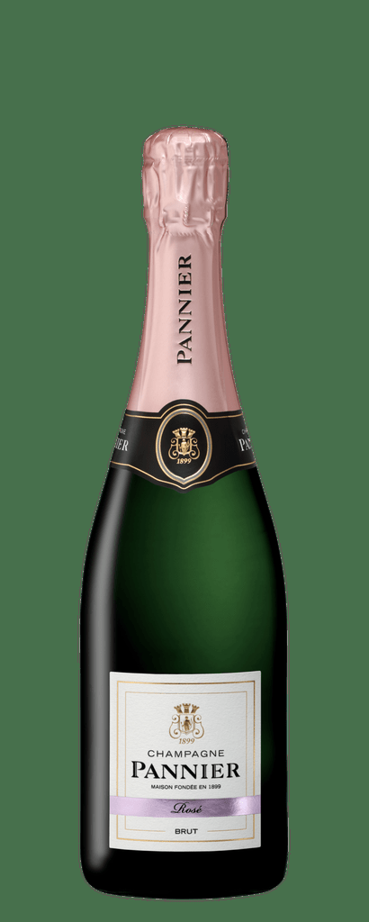 Champagne Pannier Brut Rosé : bulles, charme et volupté !