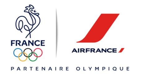 Air France partenaire officiel du Comité National Olympique et Sportif Français aux Jeux Olympiques d'hiver de PyeongChang 2018