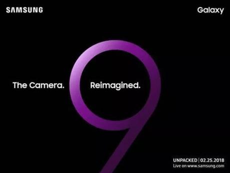 Le Samsung Galaxy S9 : la date de sortie est confirmée