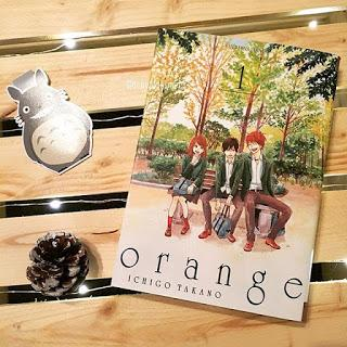 Orange 1 à 5 - Ichigo Takano
