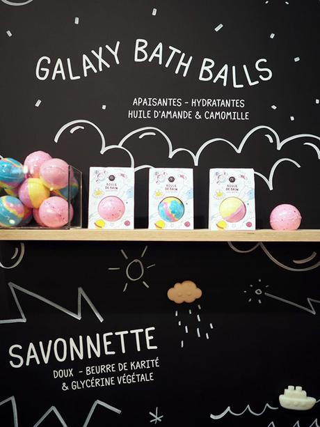 Nailmatic Galaxy Bath Balls
