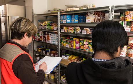 L'épicerie solidaire, une écoute, une aide, un nouveau départ