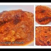Gratin d'endives sauce bolognaise au thermomix ou sans - La cuisine de poupoule