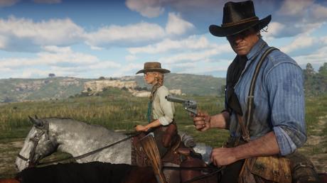 Date de sortie Red Dead Redemption 2 PS4 Xbox One 5