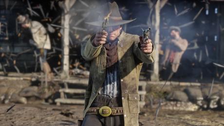 Date de sortie Red Dead Redemption 2 PS4 Xbox One 1
