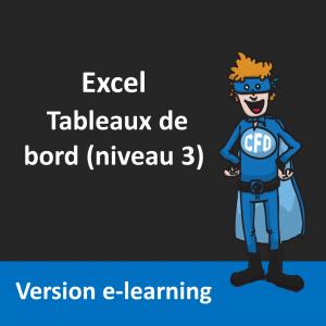 Excel - Tableaux de bord 3