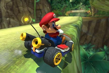Mario Kart bientôt sur iPhone