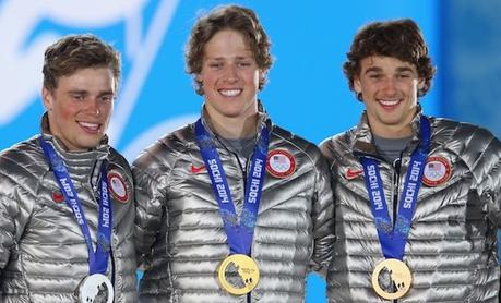 Voilà combien touchera un athlète américain médaillé aux JO de Pyeongchang