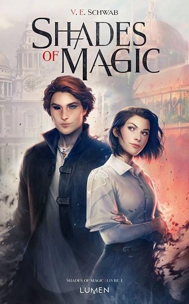 J'AI LU : SHADES OF MAGIC