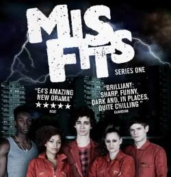 Misfits, saison 1 de Howard Overman