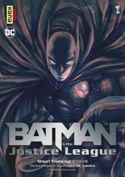Batman and the Justice League Tome 1 de Shiori Teshirogi