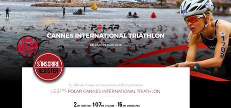 Préparation pour Triathlon de Cannes