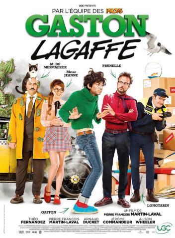 Les infos sur Gaston Lagaffe le film de PEF
