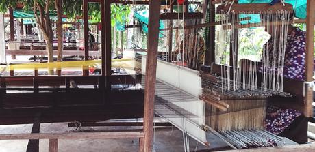 Une journée à Koh Dach au Cambodge