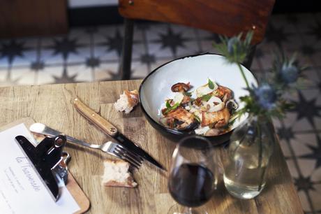 La Traversée, enfin un restaurant qui nous fait voyager