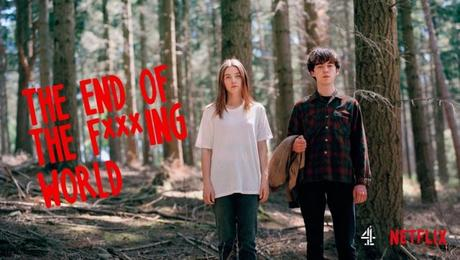 L'étonnante série anglaise The End of the F***ing World