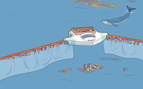 The Ocean Clean Up – Un projet fou qui pourrait sauver l'Océan du plastique…