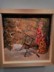Galerie Claude Bernard  exposition SAM SZAFRAN  jusqu'au 3 Mars 2018