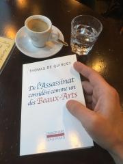 De l'Assassinat considéré comme un des Beaux-Arts de Thomas De Quincey
