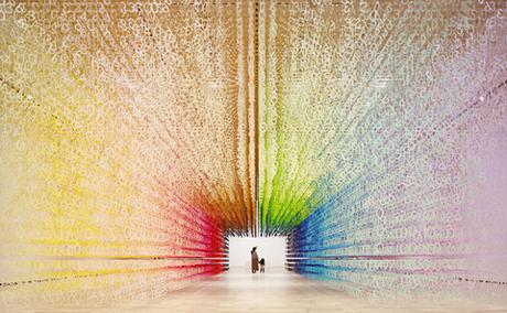 COLOR OF TIME : le temps qui passe selon Emmanuelle Moureaux
