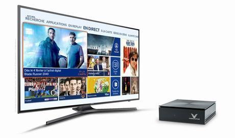 Videofutur propose la 4K via la fibre optique et lance un forfait mobile