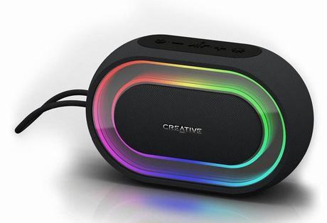 CES 2018 : Nouvelles enceintes Creative compatibles Amazon Alexa