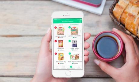 Yuka, l'appli mobile qui va vous aider à manger plus sain en un clic !