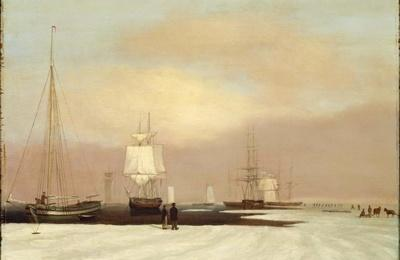 Le port de Boston