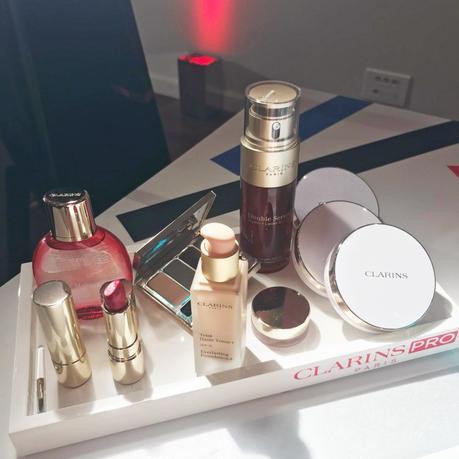 Graphik : la collection maquillage Automne Hiver 2017 de Clarins