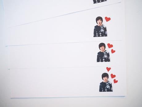 DIY Flip-book pour le Saint-Valentin
