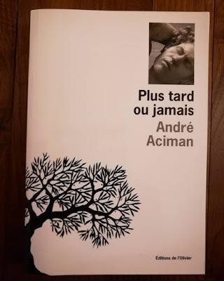 Appelle-moi par ton nom de André Aciman