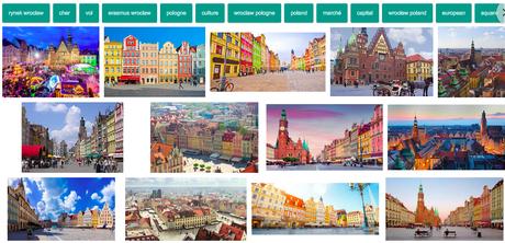 Capetown et Wroclaw, deux sites inspirants