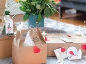 Pique Nique amoureux pour Saint Valentin