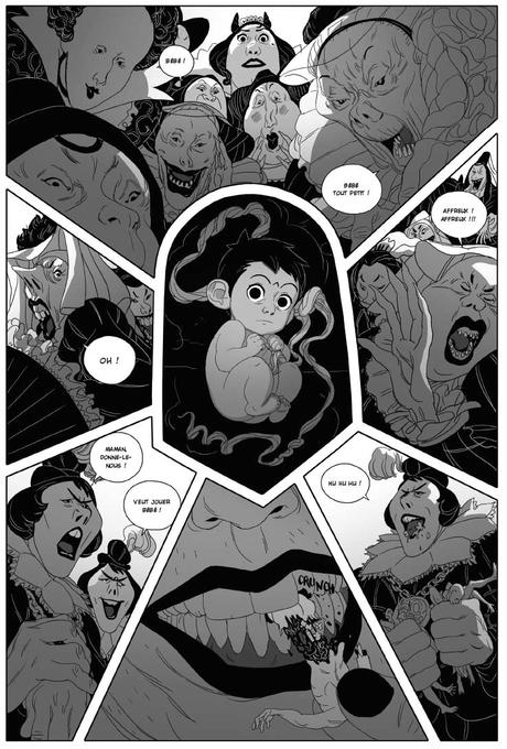 Les Ogres-Dieux, T1 : Petit