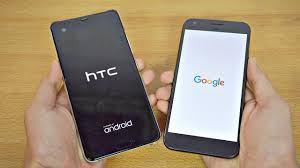 Google souhaite la bienvenue à HTC.
