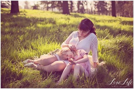 séance photo grossesse en famille Versailles