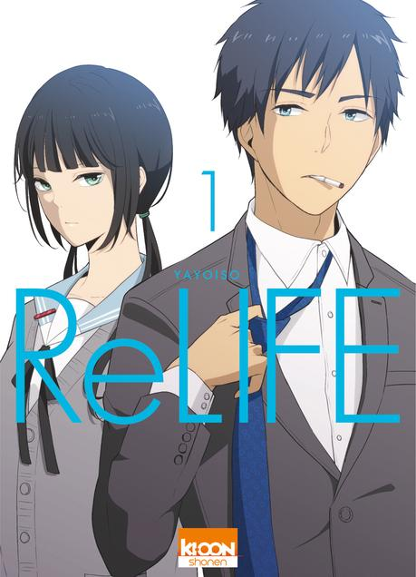 ReLIFE - Tome 1