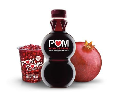 On cuisine avec la grenade Pom Wonderful !